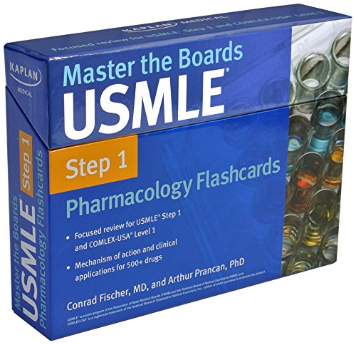 Master the Boards USMLE Step 1 Pharmacology