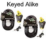 Master Lock - Python Adjustable Cable Locks #8413KA2-30-30