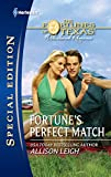 img - for Fortune's Perfect Match book / textbook / text book