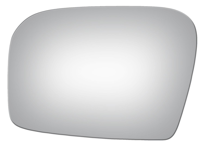 2008-2012 SUBARU IMPREZA, 2012-2014 SUBARU WRX, 2013-2014 SUBARU WRX STI Driver Side Replacement Mirror Glass Burco