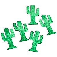 Accesorio del partido de los cactus de Fanci-Fetti (verde) (1 cuenta) (1 oz /Pkg)