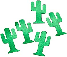 Fanci-Fetti Cactuses (green) Party Accessory  (1 count) (1 Oz/Pkg)