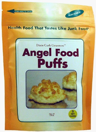 - Dixie Carb Counters Angel Food Puffs Mix