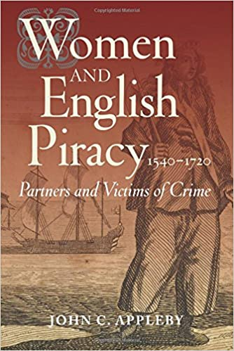 Image result for women and english piracy appleby