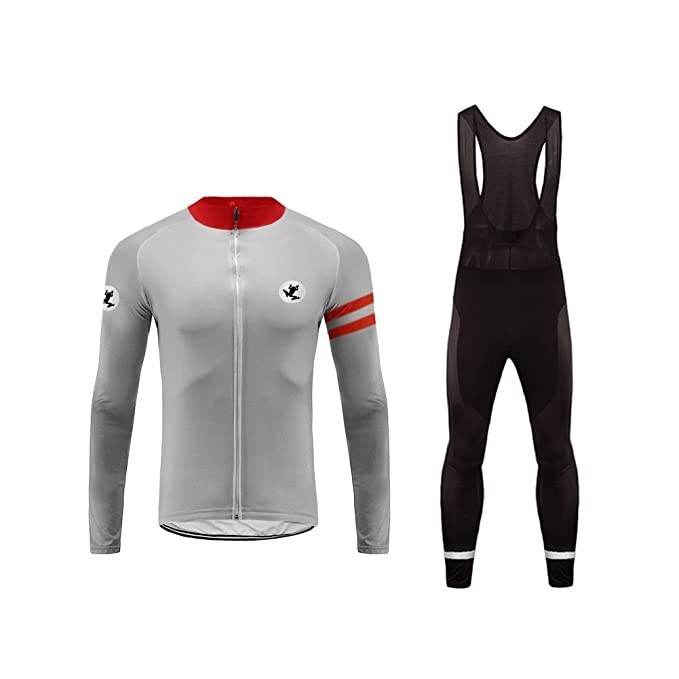 Uglyfrog 2018 Maillot Ciclismo Hombre Invierno Jersey + ...