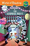 img - for World of Reading: Vampirina The Surprise Party (Pre-Level 1 Reader): with stickers book / textbook / text book