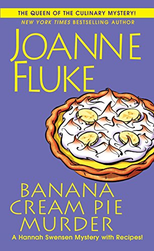 (Banana Cream Pie Murder (A Hannah Swensen Mystery Book 21))