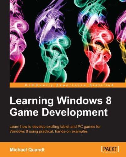 Download Learning Windows 8 Game Development Pdf