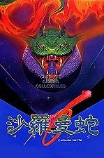 """PremiumPrintsG - Salamander Gradius Original NES Famicom Sega Saturn PS1 - XOTH446 Premium Canvas 11"""" x 17"""" (28 cm x 43 cm)"""