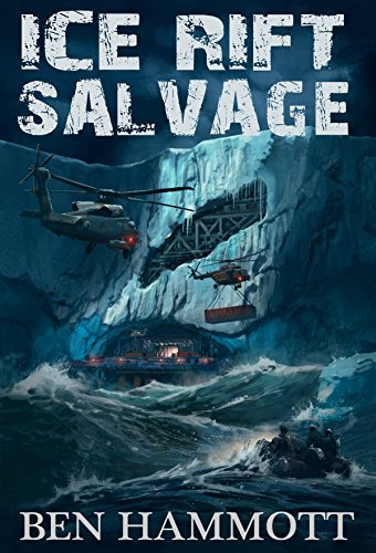 Ice Rift - Salvage: An Action Adventure Sci-Fi Horror in Antarctica