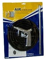 TCP Global® Brand Heavy Duty Air Sand Blaster Kit