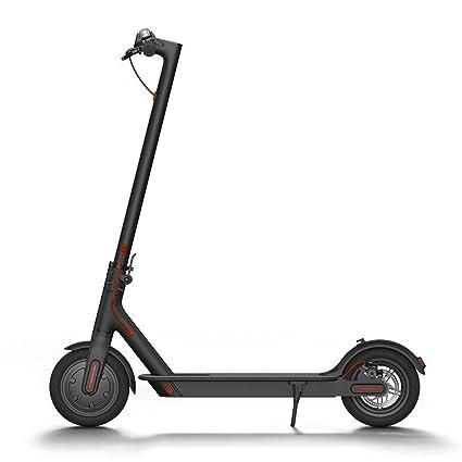 Amazon.com: WiLEES Manke - Patinete eléctrico plegable (15,5 ...