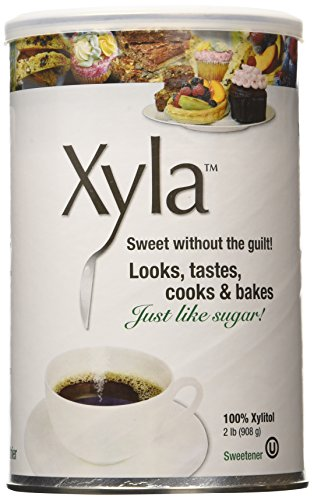 Xyla Xyla All Natural Sugar Free Sweetener 2 lbs. by Xylitol USA