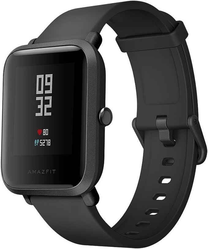 Amazfit Verge Smartwatch Deportivo - Reloj Deportivo GPS | Sensor ...