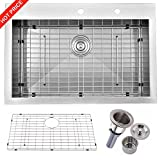 single bowl kitchen sinks - Friho 33