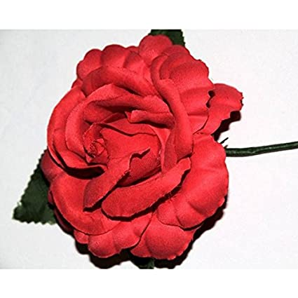 DISBACANAL Flor andaluza - Rojo