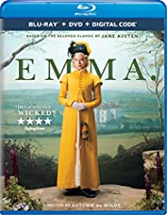 Emma. (2020) [Blu-ray]