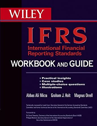 Ifrs case queation