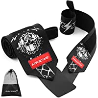 Bridawn Wrist Wraps Weight Lifting Straps