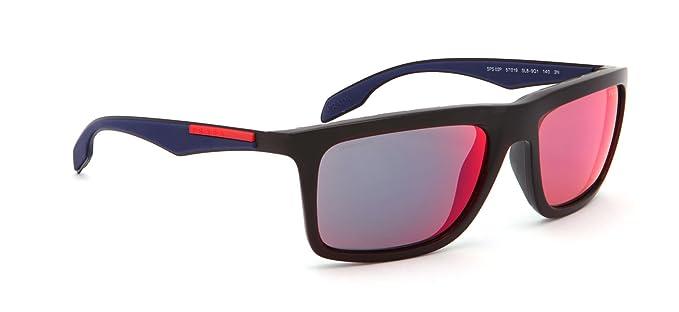 Amazon.com: Prada Sport anteojos de sol SPS 02P Color SL8 ...