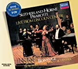Sutherland, Horne, Pavarotti: From Lincoln Center