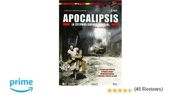 Apocalipsis: La Segunda Guerra Mundial [DVD]: Amazon.es: Mathieu ...