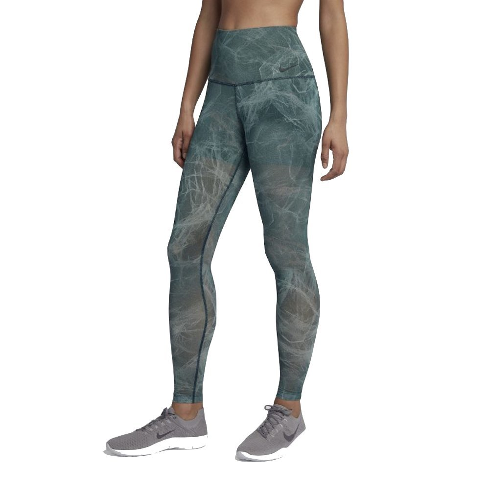 Nike Power Trainings Tights Women's (Barely Grey/Obsidian/Black, XS)