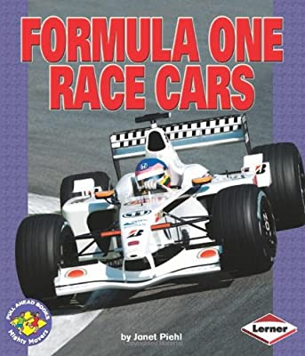 Formula One Race Cars (Pull Ahead Books)