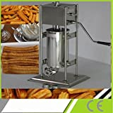 Manual Churros Making Machine Spanish Churros Maker with CE Certificate (15L)