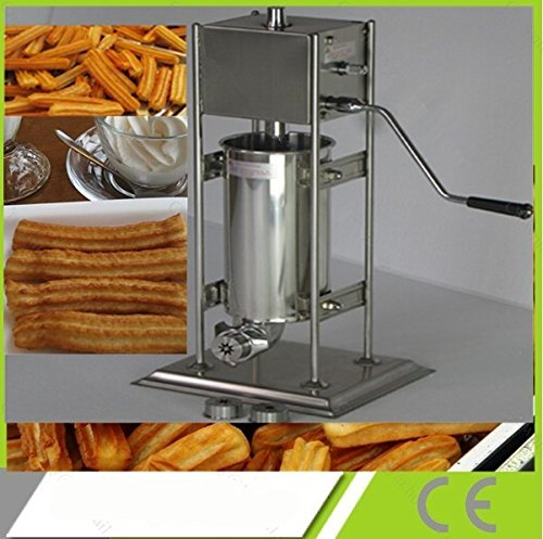 Manual Churros Making Machine Spanish Churros Maker with CE Certificate (15L) by JIAWANSHUN