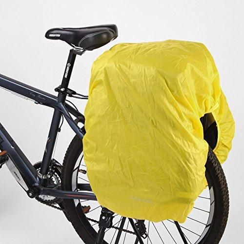 Docooler 60L Fahrrad Beutel Fahrrad Double Side Gepäckträger Hecksitz Trunk Bag Pannier Blau mB00ghJ