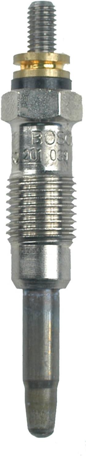 Bosch 0 250 201 039 Bujías de Incandescencia