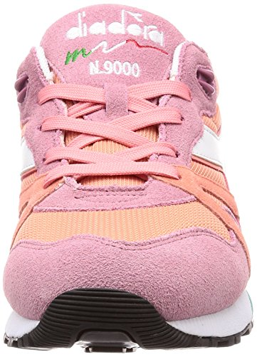 Diadora Vla N9000 III Sneaker Ericars Corallo Rosso Offusvrd Uomo r1qrwa