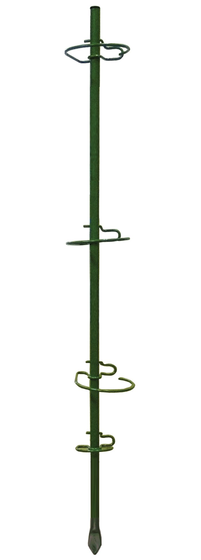 MultiStake Set - Tomato Stake - Vine Plants - Vegetable holder - Vertical Gardening - Tomato Planting - Garden Tool - Gardening Product - Ground Stake - Outdoor Goods - Lawn and Garden Supplies - Multi Stake by MultiStake by Natures Distributing