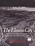 The Elusive City, Barnett, Jonathan, 0064301559