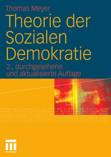 Theorie der Sozialen Demokratie (German Edition)