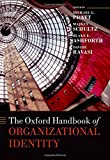 img - for The Oxford Handbook of Organizational Identity (Oxford Handbooks) book / textbook / text book