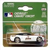 MLB Houston Astros 1:64 Camaro Die Cast Car