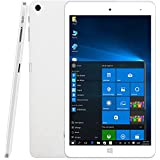 """The Latest 8"""" CHUWI Hi8 Pro Intel Quad-core Z8300 Tablet PC Win10 & Android 5.1 Dual System 2G RAM 32G ROM Full HD Retina Dispaly 1920*1200 WiFi Bluetooth Winkey Google Play Type-C HDMI Supported"""