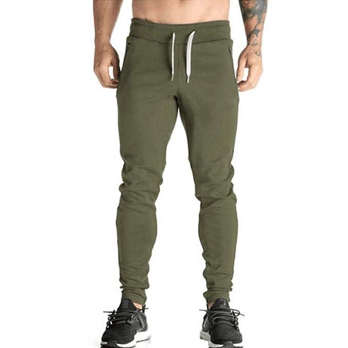 VonVonCo Hombre Pantalones Chandal Anchos Hombres Pantalones Pantalones De  CháNdal Harem Casual Jogger Danza Sportwear Baggy  Amazon.es  Ropa y  accesorios 45c7dd99902
