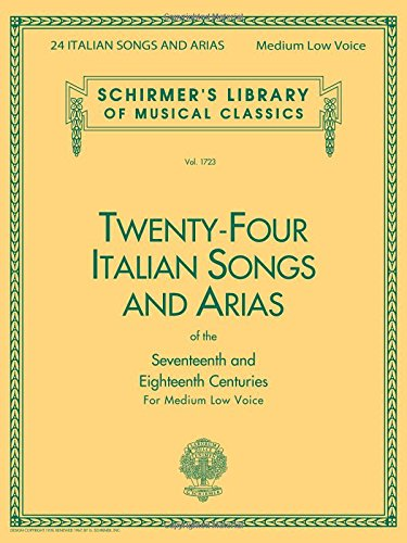 italian arias low voice - 3
