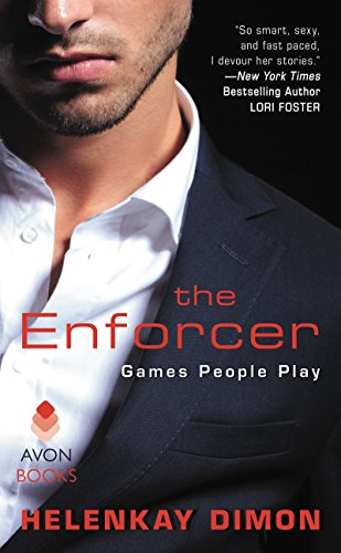 The Enforcer: Games People Play cover