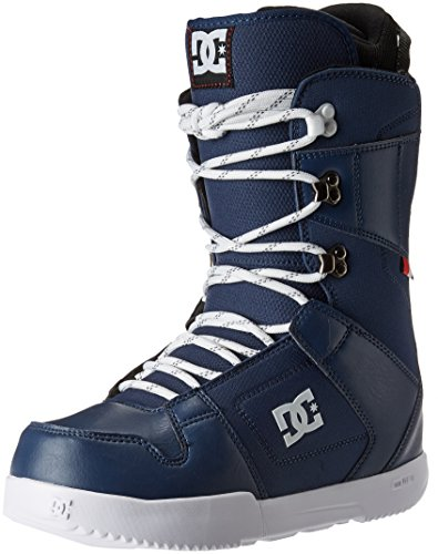 DC Shoes Mens Shoes Phase - Snowboard Boots - Men - US 8 - Blue Insignia Blue US 8 / UK 7 / EU -