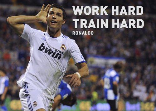Cristiano Ronaldo 3 - A4 - - world de motivación con imagen del ...