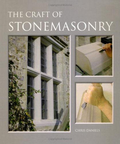 The Craft of Stonemasonry by Crowood Press