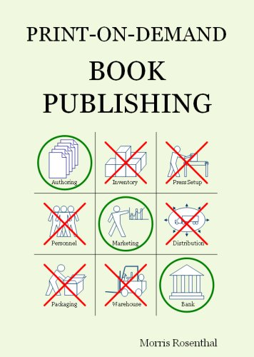 - Print-on-Demand Book Publishing: A New Approach To Printing And Marketing Books For Publishers And Self-Publishing Authors