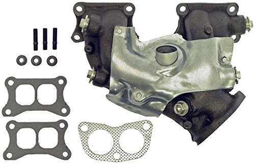 Dorman 674-220 Exhaust Manifold Kit For Select Nissan Models (Manifold D21 Nissan Exhaust)