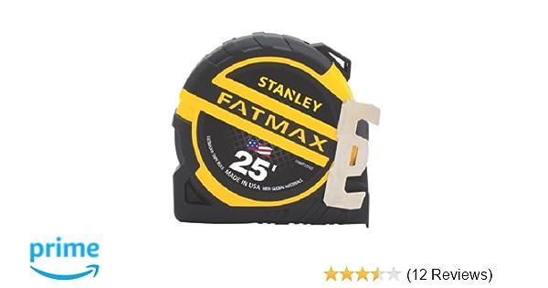 Stanley FMHT33502S FATMAX Premium Tape Measure, 25 x 1-1/4