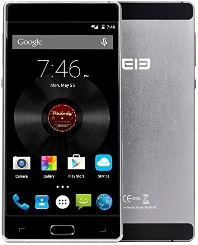 Elephone M2 – 4 G Smartphone 3 GB RAM 32 GB ROM, Android 5.1 OS ...
