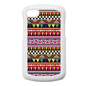 Generic For Q10 Blackberry Creative Phone Cases For Girls Printing With Aztec Tribal Pattern Choose Design 1
